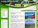 Linkpartner Kleins Wanderreisen